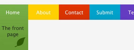 How to Make a Smooth Animated Menu with jQuery