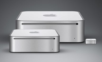 The Mini. Mac Mini