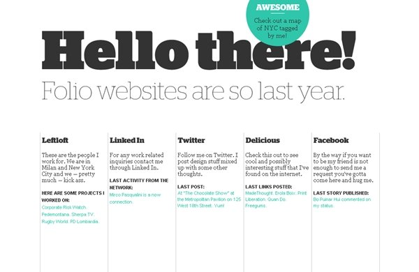 10 Web Design Trends for 2010