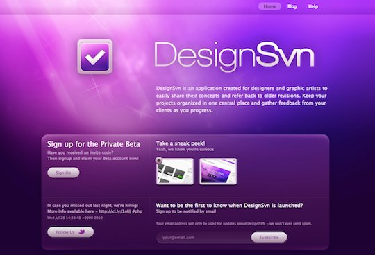 35 Purple Web Designs To Inspire You