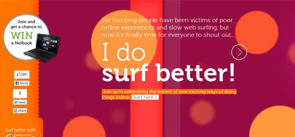I do surf better