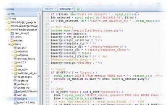 PHP Code Editor