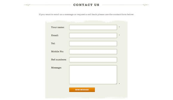 Contact Forms