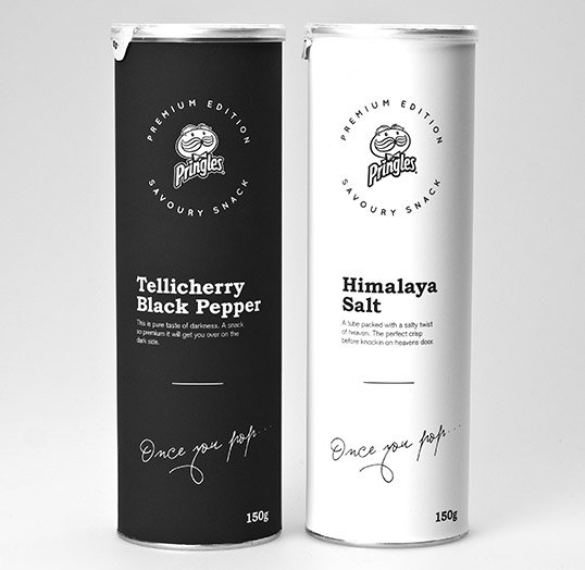 Inspiring Package Design
