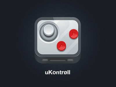 controller ukontroller iOS iPhone app icon