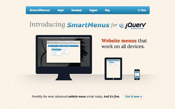 9 jQuery Plugins for Enhancing Website Navigation