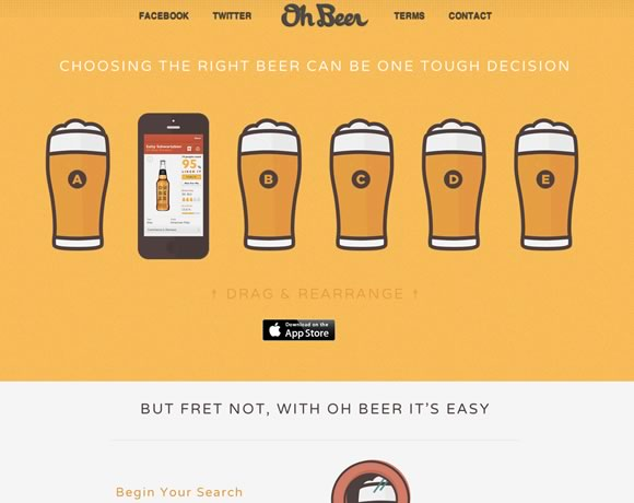 15 Inspiring Examples of Illustration in Web Design