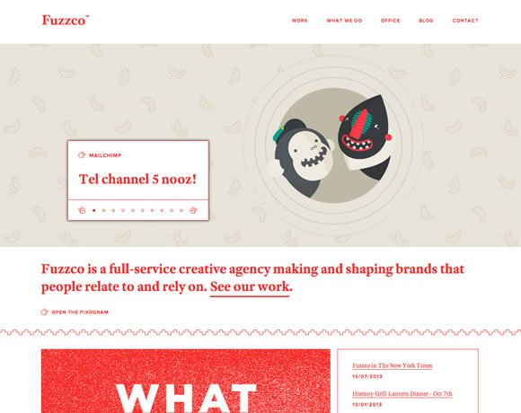 13 Beautiful Agency Websites