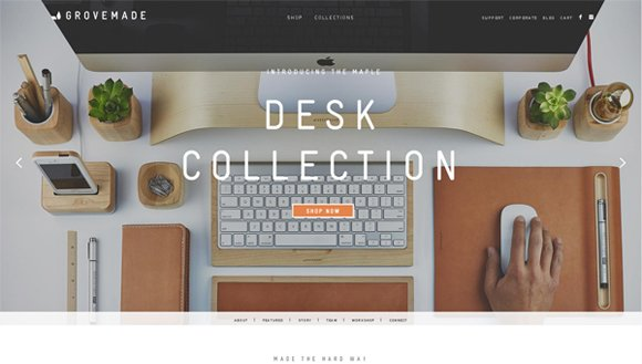 30 Awe-Inspiring Websites with Workplaces on The Background