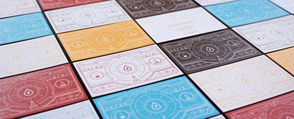 20 Outstanding Business Card Ideas for Your Inspiration