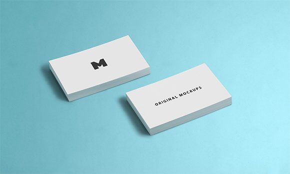 20 free business card mockup psds to download 20 free business card psds to download reheart Image collections
