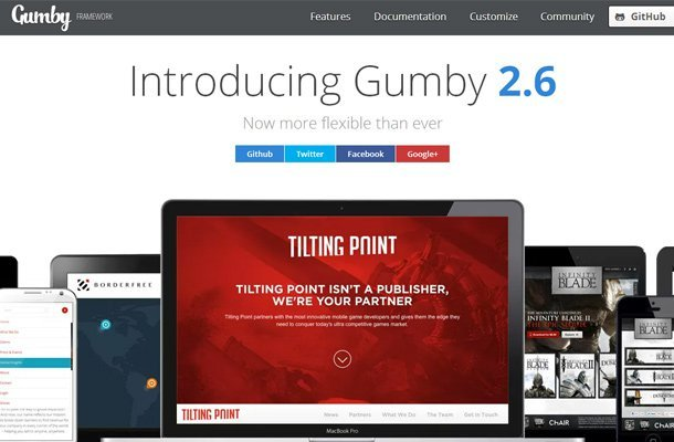 28 powerful open source css frameworks libraries malvernweather Gallery
