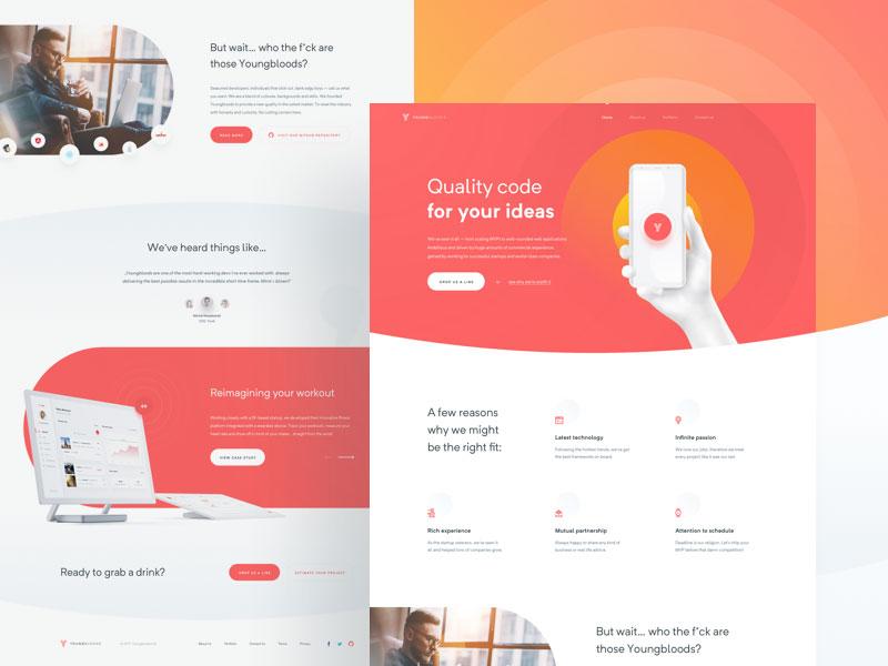 Tips For Designing A Website Navigation With Good Ux Web Design Ledger